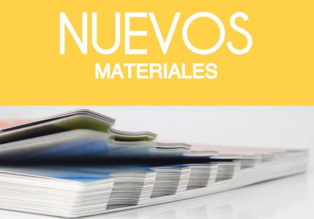 Nuevos Materiales en Rótulos